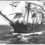 STAR OF ALASKA 1886. Later BALCLUTHA ,relic. SHF Coll.