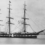 STAR OF INDIA 1863, ex EUTERPE, SHF Coll.