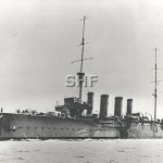 SYDNEY HMAS 1913,as built_