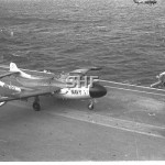 Sea Venom on MELBOURNE_ 1958_ GKA_