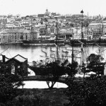 Sydney Cove about 1870s.SHF Coll.