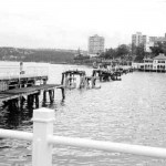 Sydney cyclone, Manly baths, May 1974. Proof 267-33A.