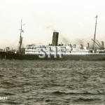 TAHITI 1904-1930, outbound Sydney. SHF Coll.