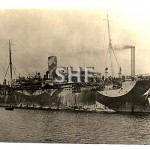 TAKADA SS BI.1914-1938. as troopship.