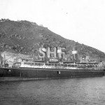 TALAMBA 1924 -1943 sunk. At Hong Kong 1937. SHF Coll.