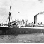 THEMISTOCLES 1911-1947. outbound c.1912. SHF Coll.