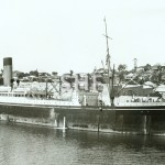 THEMISTOCLES 1911-1947.at Brisbane (pos.), SHF Coll.