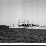 THESEUS HMS, light fleet carrier. 1944-1962, Sydney July 20,