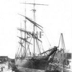 TITANIA 1866, sail, tea clipper. SHF Coll.