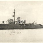 TOOWOOMBA HMAS(1), as BOEROE,Dutch,postcard_GKAC_