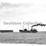 TUGGERAH, outbound, April 10,1951. File 27.