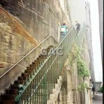 The Rocks, High Steps from Hickson Rd. Aug 2005.