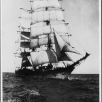 Under sail in 1920 (CG)