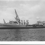VANCOUVER USS, 1963. Sydney May 1965. SHF Coll.
