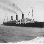 VATERLAND 1914, later LEVIATHAN 1917-1938. SHF.Coll.