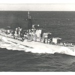 VENDETTA HMAS as built, 1954-1979_ RAN_