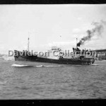 WALLARAH,outbound, 1956. File 8.