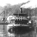 WALLAROO 1896,KIAMALA 1914.RAN WW2 then scrap.SHF Coll.