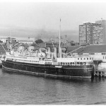 WANGANELLA 1932-1970 at 4 Darling Harbour. SHF Coll.
