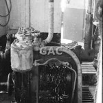 WARATAH, steering engine, 1968. Proof 95-12.