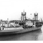 WAREATEA in Yarra R. Oct 30, 1954. File 20.