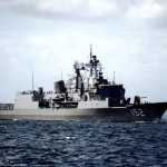 WARRAMUNGA MV(HMAS) trials Oct_ 2000_A_Mckinnon_