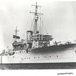 WARRNAMBOOL HMAS_ 1941-1947_ trials_RAN_