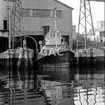 WATTLE SS, @ SMM base, Blackwattle Bay, c.1972. Proof 82-22A