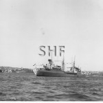 WAVE RULER RFA, 1946. SHF Coll.