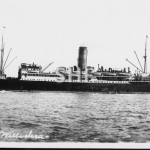 WILLOCHRA 1913- sunk 1929. SHF Coll.
