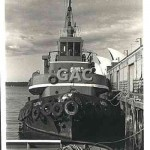 WOONA @ 7a Sydney Cove, 1970