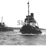 WOONA (left) 1954-c.1985 and HIMMA 1942-c.1974. SHF Coll.