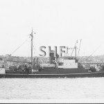 WYRALLAH 1934-2004, outbound Sydney post WW2. SHF Coll.