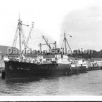 WYRALLAH at 1 SydCove, March 3, 1955.File 21.