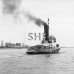 YELTA 1948 - relic at Port Adelaide.SHF Coll.