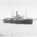 YULGILBAR 1907- 1933, MAKATEA 1925,on Macleay River c.1910.S