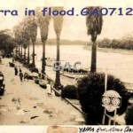 Yarra in flood. GA0712