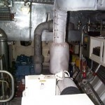 Engine room stbd side