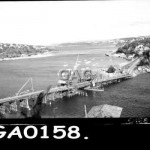 (old)Spit Bridge. GA0158.