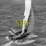 BRACKS SLACKS, 18 foot skiff, 1968.