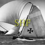 FLYING FISH, 18 foot skiff.