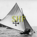 GERARD, 10 foot skiff, Anniversary Day 1934.