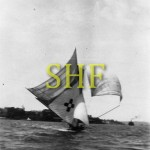 HAPPY DAY, 10 foot skiff, 1928.