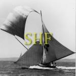HAPPY DAY, 10 foot skiff, 1933.