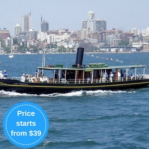 Book your Sydney Harbour Secrets Cruise