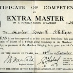 PHILLIPS, H.I. Certificate of Competency Extra Master 02