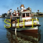 003 Private Ferries - Promote nearing Meadowbank 1968