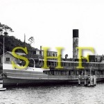 006 Balgowlah retired @ Depot c.1954