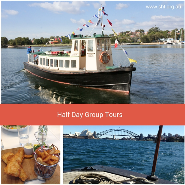 Half Day Group Tours