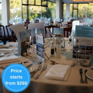 Book your seats for the 2017 Gala Fundraising Dinner
